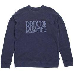 bluza BRIXTON - Coventry Washed Navy 0879 (0879) rozmiar: M