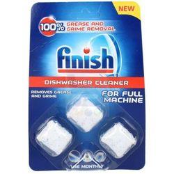 Tabletki FINISH do czyszczenia zmywarki 3 szt.