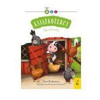 Książki dla dzieci, Książkożercy. Jajo od krowy (poziom 1) (opr. broszurowa)
