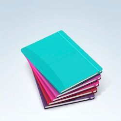 Notatnik oxford signature b5 18x25 80k 90g linia pastelowe kolory