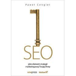 Seo jako element strategii marketingowej twojej firmy - paweł cengiel (opr. broszurowa)