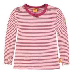 Steiff Collection SWEET TEDDY Bluzka z długim rękawem vivacious pink