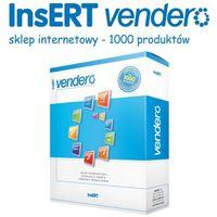 Programy kadrowe i finansowe, InsERT Vendero - sklep internetowy 1000 produktów
