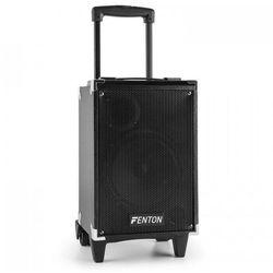 Fenton ST050 Przenośna kolumna nagłośnieniowa Bluetooth USB microSD MP3 AUX VHF akumulator