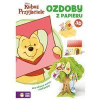 Książki dla dzieci, Teatrzyk z papieru 3D Kubuś i Przyjaciele (opr. miękka)