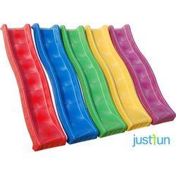 Zjeżdżalnia plastikowa dla dzieci 2,5m 250cm