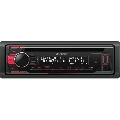 Radioodtwarzacze samochodowe, Kenwood KDC-110