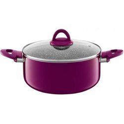 AMBITION Garnek Glamour 28cm purple (83124) >> PROMOCJE - NEORATY - SZYBKA WYSYŁKA - DARMOWY TRANSPORT OD 99 ZŁ!