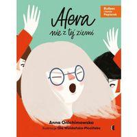 Książki dla dzieci, AFERA NIE Z TEJ ZIEMI (opr. twarda)