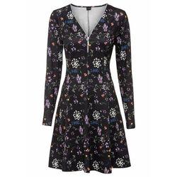 Sukienka bonprix jasny miętowy