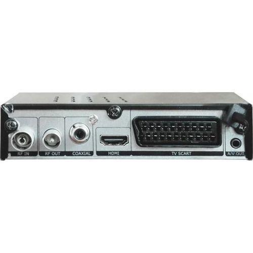 Dekodery DVB-T, TechniSat TerraBox T2 HD