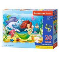 Puzzle, Puzzle 20 Maxi Little Mermaid