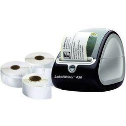 Drukarka Dymo LabelWriter 450 + 3 etykiety zamienne | KUP z zamiennikami i oszczędzaj! - ZADZWOŃ 730 811 399