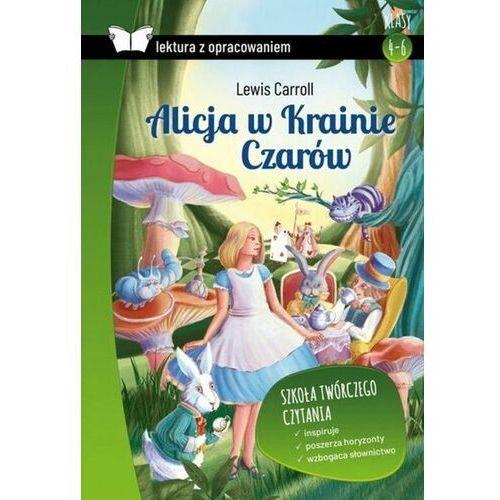 Książki dla dzieci, Alicja w Krainie Czarów z opracowaniem SBM (opr. broszurowa)