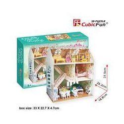 Puzzle 3D Dreamy Dollhouse Domek dla lalek. Darmowy odbiór w niemal 100 księgarniach!