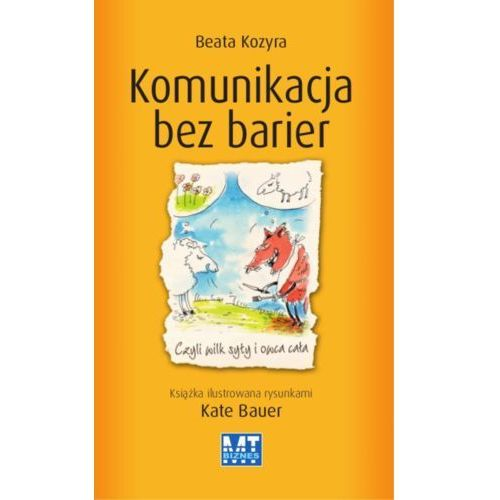 E-booki, Komunikacja bez barier - Beata Kozyra