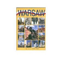 Warsaw Warszawa wersja angielska - Parma Bogna, Grunwald-Kopeć Renata (opr. kartonowa)