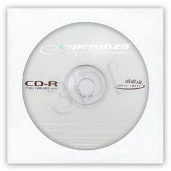 CD-R ESPERANZA SILVER 700MB/80MIN. KOPERTA 1 SZT.
