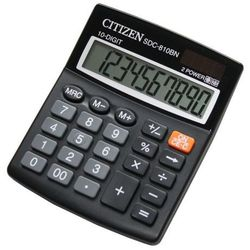 CITIZEN Kalkulator SDC-810BN