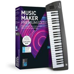 MAGIX Music Maker Control Edition 2019 - Box - Certyfikaty Rzetelna Firma i Adobe Gold Reseller
