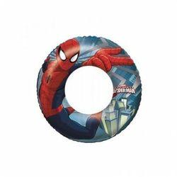 Kółko dmuchane do pływania Spider-Man