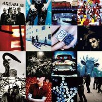 Rock, U2 - ACHTUNG BABY (REMASTERED) (POLSKA CENA) (CD)