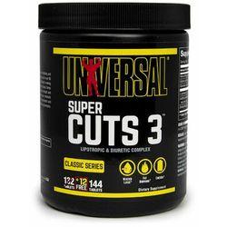 Universal Nutrition Spalacz tłuszczu Super Cuts 3 130 tab