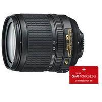 Konwertery fotograficzne, Nikon Nikkor AF-S DX 18-105mm f/3.5-5.6G ED VR