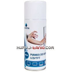 Pianka do monitorów LCD 400 ml CLEVERTON