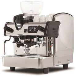 Ekspres ciśnieniowy do kawy 1 kolbowy z wbudowanym młynkiem