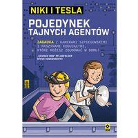 Książki dla dzieci, Pojedynek tajnych agentów. Niki i Tesla - Opracowanie zbiorowe (opr. miękka)