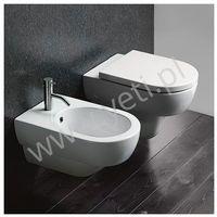 Miski i kompakty WC, Catalano Sistema C 54 miska podwieszana + bidet VSC54, BSC54