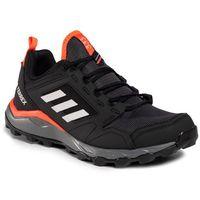 Męskie obuwie sportowe, Buty adidas - Terrex Agravic Tr EF6855 Cblack/Greone/Solred