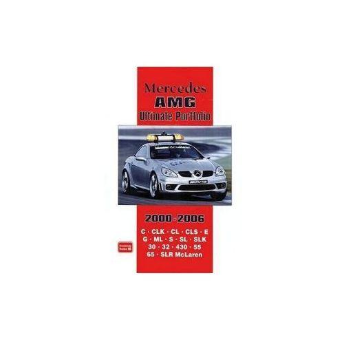 Biblioteka motoryzacji, Mercedes AMG Ultimate Portfolio 2000-2006