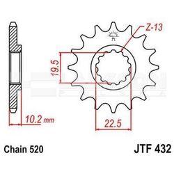 Zębatka przednia JT F432-14 SC, 14Z, rozmiar 520 2201182 Suzuki DR 350, DR-Z 400