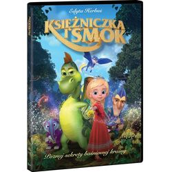 KSIĘŻNICZKA I SMOK (Płyta DVD)