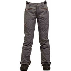 spodnie NIKITA - White Pine Pant Wax Black (BLK) rozmiar: S