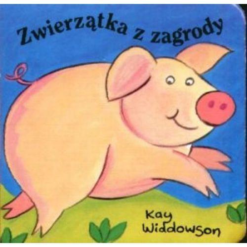 Książki dla dzieci, Zwierzątka z zagrody. Kostka (opr. twarda)