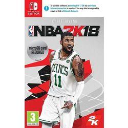 NBA 2K18 - Nintendo Switch - Sport
