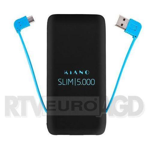 Ładowarki i akumulatory, Kiano Slim 5000