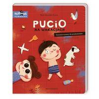 Pozostałe książki, Marta Galewska-Kustra - Pucio na wakacjach. Ćwiczenia wymowy dla przedszkolaków