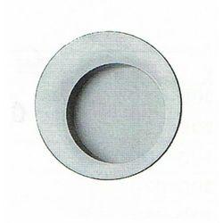 Uchwyty wpuszczane okrągłe fi 29 mosiądz matowy LC-168PI-OS