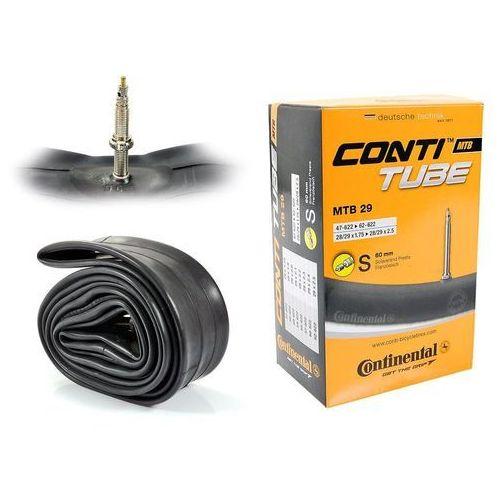 Opony i dętki do roweru, Dętka Continental MTB 28/29'' x 1,75'' - 2,5'' wentyl presta 60 mm