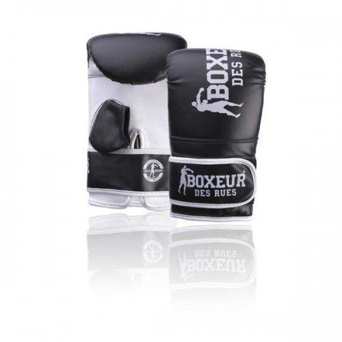 Rękawice do walki, Rękawice bokserskie BOXEUR BXT-5140 (rozmiar L) Czarny