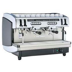 Półautomatyczny ekspres ciśnieniowy do kawy 2-grupowy ENOVA | 5 kW