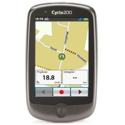 Nawigacja MIO Cyclo 200 (EEU) + Zamów z DOSTAWĄ JUTRO! + DARMOWY TRANSPORT!