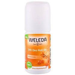 Weleda Sea Buckthorn 24h Roll-On dezodorant 50 ml dla kobiet