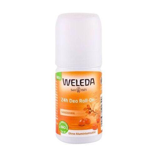 Dezodoranty damskie, Weleda Sea Buckthorn 24h Roll-On dezodorant 50 ml dla kobiet