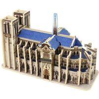 Puzzle, Puzzle 3D Notre Dame de Paris
