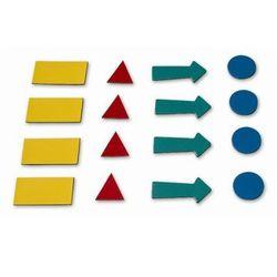 Zestaw symboli dla tablic do planowania